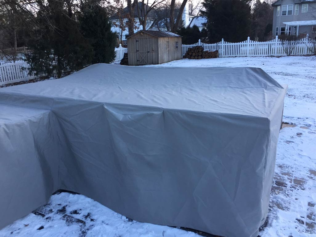 Gas Grill Covers - Outdoor Island Grill Covers | Creative Covers Inc.