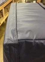 AV equipment cover_Herculite 20_Navy
