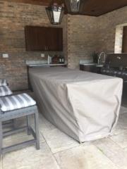 Counter Cover Sunbrella