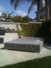 Daybed WeatherMax Lt Charcoal