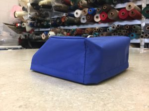equipment covers with zipper