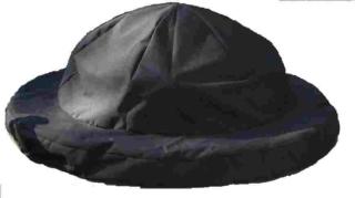 Fire Pit cover Domed Sunbrella Black