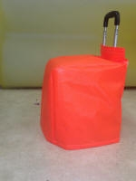 Generator cover_Safety orange_Blaze