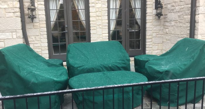 Top 5 Benefits Of Using A Patio Furniture Cover