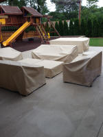 Patio Set Cover Stamoid Light