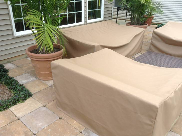 Patio Set Covers Sunbrella