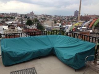 Sectional Cover Sunbrella