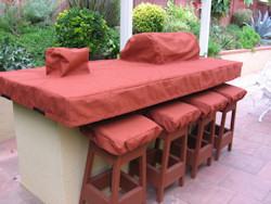 Sunbrella Tresco Clay Cover