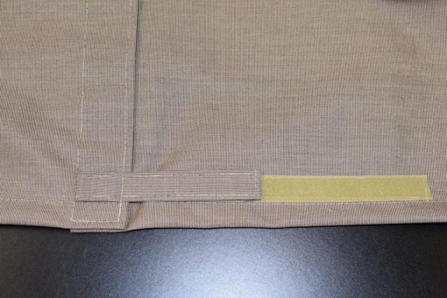 Velcro strap