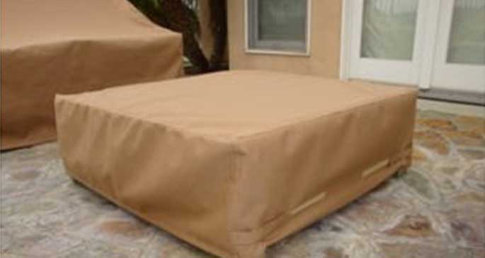 How To Choose Patio Furniture Cover