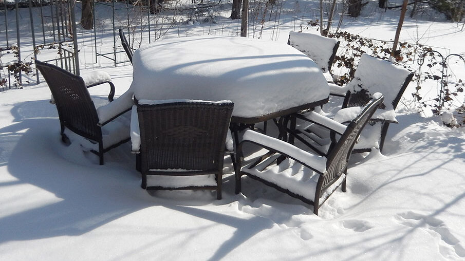 Protecting Your Patio Furniture All Year Round