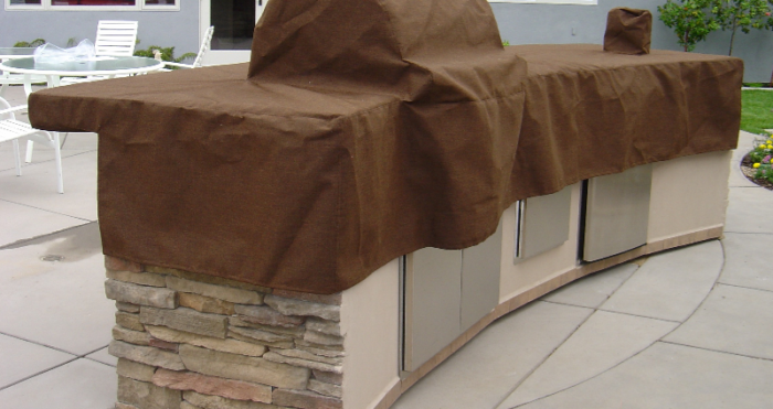 Protecting Your Outdoor Grill Island In Time For Upcoming BBQ Parties